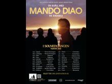 Mando Diao_Poster