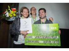 Workaround - vinnare i kategor Webb, Mjukvara & Media