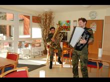 Musik im Margot-von-Schutzbar-Stift
