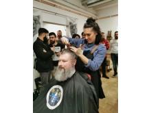 Mathilda Fröberg, Zigges Barbershop Vasastan, Linköping