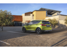 Fiesta EcoBoost Hybrid