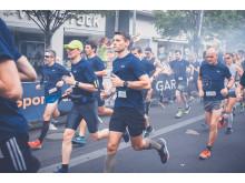 Die 10-km-Läufer absolvieren die längste Distanz.