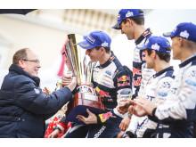 Fiesta i 2017 FIA WRC