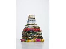 Petra Hultman, Examensarbete i konst, Arbete i textil, Mary Hultman, Arbete i trä, Hilding Hultman, 2017