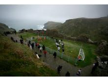 Sony Twilight Football, Tintagel, UK 2