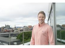 Erlend Nordbak - Regional Manager i Trondheim