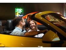 Blind date i en Mustang 1