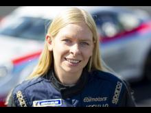 Danska racingstjärnan Christina Nielsen kommer till start i Porsche Carrera Cup Scandinavia