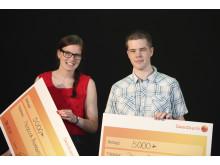 Årets examensarbete 2012