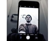 Mikael Pettersson selfie