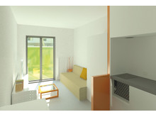 Maximaler Komfort auf kleinem Raum