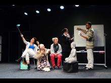 virtuelle Veranstaltungen ©Lore LayTheater