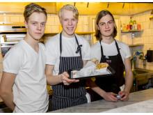Snack Bar i Stockholm finalist i Arla Guldko 2015 Bästa Snabbmål