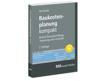 Baukostenplanung kompakt, 2. Auflage (3D/tif)
