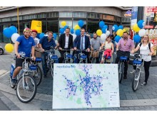 nextbike startet mit 1000 neuen Leihrädern in Leipzig durch