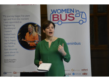 North East bus company hosts groundbreaking gender diversity conference as part of moves to get more women on the buses