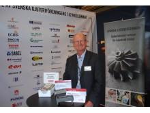 Peter Nayström, generalsekreterare, Gjuteriföreningen.