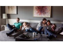 TV-familie