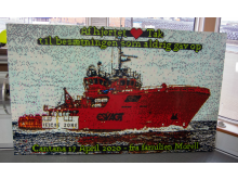 2020 12 10 LEGO mosaic - credits ESVAGT
