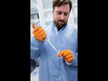Johan Rockberg, universitetslektor på avdelningen för proteinteknologi vid KTH.