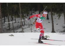 Sigrid Bilstad Neraasen, normalprogram kvinner, Junior-VM, Minsk
