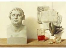 Michael Triegel: zu Martin Luthers Tischreden