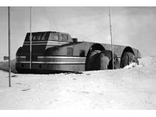 4) Snow Cruiser