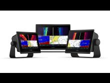 Garmin GPSMAP 723-923-1223 Serie