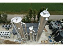 Malmberg Biogas upgrading
