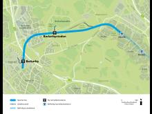 Blå linje till Barkarby_arbetstunnel