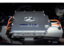 IONIQ electric engine