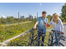 Landschaftspark Duisburg-Nord © radrevier.ruhr / Tack