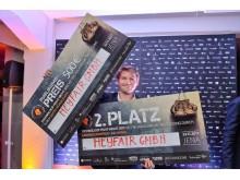2. Platz und Publikumspreis: Heyfair (Jena)