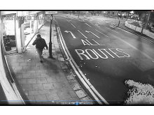 CCTV of possible witness