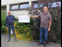RestCent Spende Lebenshilfe Amberg