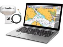 Portable navigation with SmarterTrack Express