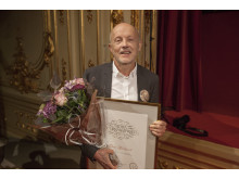 Bosse Lindquist, vinnare av Årets Avslöjande 2016