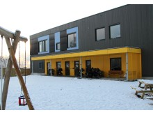 Bråtenalléen barnehage er valgt til Månedens bygg for november 2017