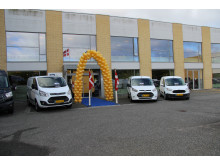 Ford Transit 50 års jubilæum hos Ford Danmark - 5