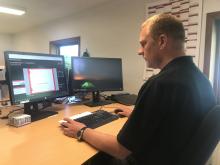Claus Jensen, HNC Group, El-Leder benytter sig af Rittal Configuration System
