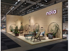 Nola, Stockholms Furniture Fair 2019