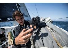 VIRB 360 beim Volvo Ocean Race