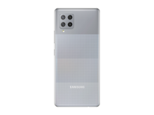 Galaxy A42 5G_Gray_Back