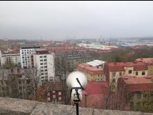 Ett av bidragen till Open call, stadstriennalen, Hur låter Göteborg?