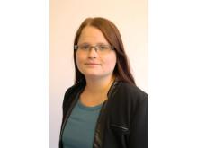 Sara Salomonsson sköter vattentätt kvalitetssystem