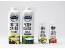 Arla Wellness Protein Control –  gruppbild