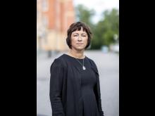 Åsa Cajander, professor vid institutionen för informationsteknologi