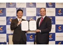 Choice Hotels Japan, Master Franchising Agreement 2019