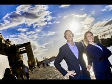 Finn Conradsen Proløn  og Karina Wellendorph Visma Dataløn
