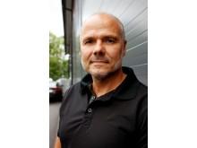 Henrik Lundström, vd och arbetsledare Hendrick's Golv